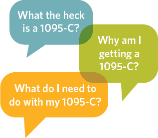 what is a 1095 c